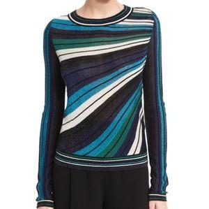 Diane Von Frustenburge Joletta Sweater size small